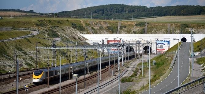 Zmiany w Eurotunelu – nowe udoskonalenia i zwiększenie środków ochrony - GospodarkaMorska.pl