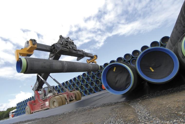 Gróbarczyk: naszym celem jest zahamowanie budowy Nord Stream 2 - GospodarkaMorska.pl