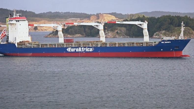 Euroafrica Shipping Lines podwaja potencjał przewozowy w Afryce i kupuje nowe statki (wideo) - GospodarkaMorska.pl