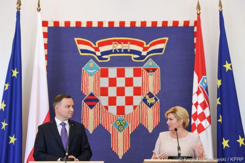 Prezydent: Szczyt Trójmorza w lipcu w Warszawie; spodziewana obecność Trumpa - GospodarkaMorska.pl