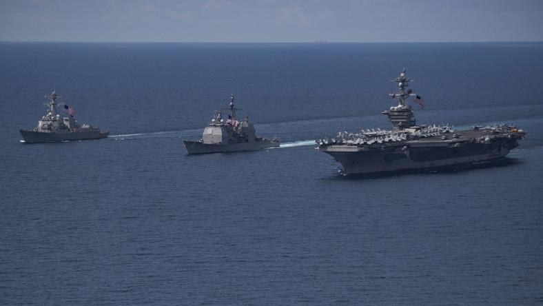 W Katarze rozpoczęły się ćwiczenia wojskowe z udziałem okrętów USA - GospodarkaMorska.pl