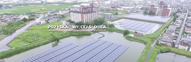 JA Solar dostawcą największej na świecie pływającej elektrowni słonecznej - GospodarkaMorska.pl