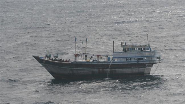Arabia Saudyjska: Pojmano trzech członków załogi irańskiego statku - GospodarkaMorska.pl
