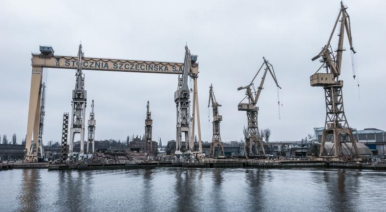 Strzeboński: stocznia w Szczecinie jest przygotowywana do budowy dużych jednostek - GospodarkaMorska.pl