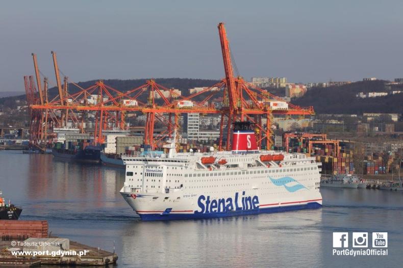 Bardzo dobre wyniki przeładunkowe Portu Gdynia - GospodarkaMorska.pl