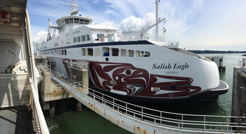 Wybudowany w Polsce Salish Eagle rusza do akcji - GospodarkaMorska.pl