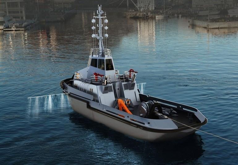 Remontowa Shipbuilding z umową na budowę holowników dla Marynarki Wojennej - GospodarkaMorska.pl