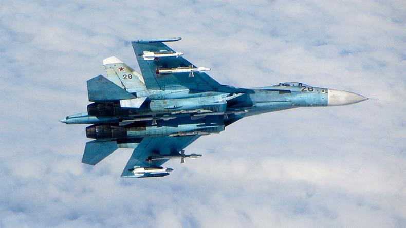 """Pentagon zarzuca Rosji """"niebezpieczne przechwycenie"""" samolotu USA - GospodarkaMorska.pl"""