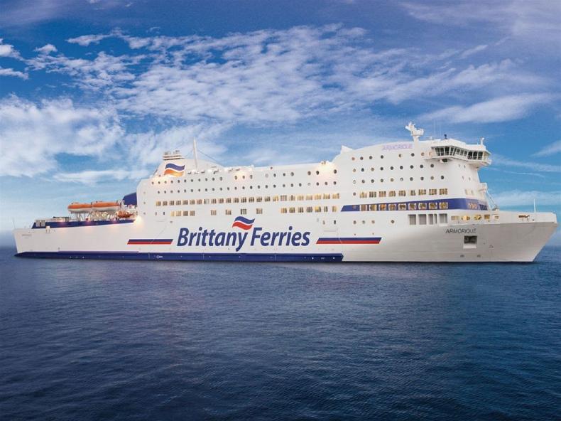 Nowy prom dla Brittany Ferries. Umowa została podpisana - GospodarkaMorska.pl
