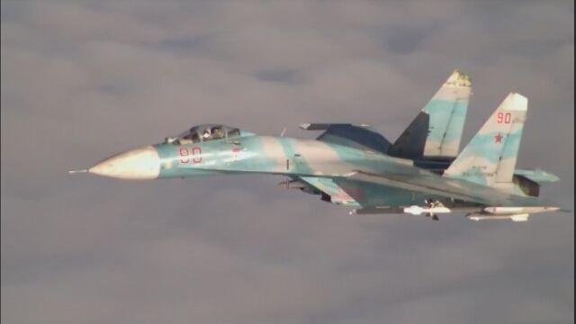 NATO: Ostatnio śledziliśmy niezwykle dużo rosyjskich samolotów nad Bałtykiem - GospodarkaMorska.pl