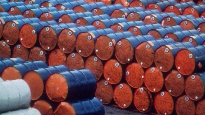 Ropa w USA straciła w tym tygodniu 4,2 proc., surowiec może testować 40 dol. - GospodarkaMorska.pl