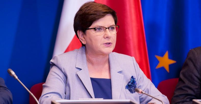 Premier: wierzę, że wykorzystamy ogromny potencjał Stoczni Szczecińskiej - GospodarkaMorska.pl