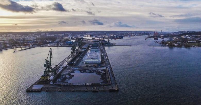 Port Gdynia: oferta PORR SA najkorzystniejsza w przetargu ws. obrotnicy - GospodarkaMorska.pl