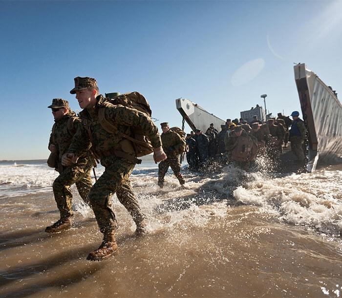 Rosja ostrzega, że pobyt marines w Norwegii zaszkodzi relacjom dwustronnym - GospodarkaMorska.pl