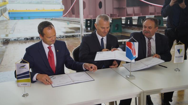 Finansowanie budowy promów dopięte, są też pieniądze na doposażenie szczecińskiej stoczni - GospodarkaMorska.pl