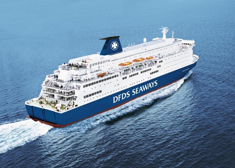 DFDS wykupiło dwa promy od grupy Eurotunnel - GospodarkaMorska.pl