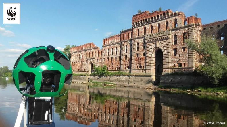 Wirtualny spływ po 300 km Wisły już niedługo do obejrzenia na mapach Google - GospodarkaMorska.pl