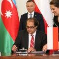 Podpisano memorandum o współpracy w transporcie między Polską a Azerbejdżanem - GospodarkaMorska.pl