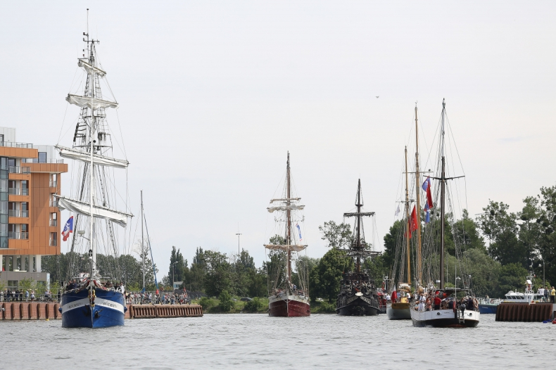 Zlot Baltic Sail Gdańsk już w najbliższy czwartek - GospodarkaMorska.pl
