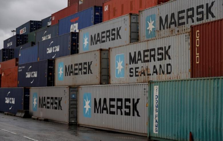Hakerzy zaatakowali Maersk. Wszystkie systemy spółki wyłączone - GospodarkaMorska.pl