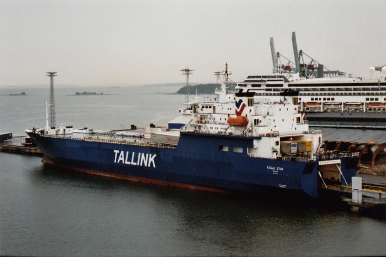 Dodatkowa przestrzeń pasażerska na promie należącym do Tallink - GospodarkaMorska.pl