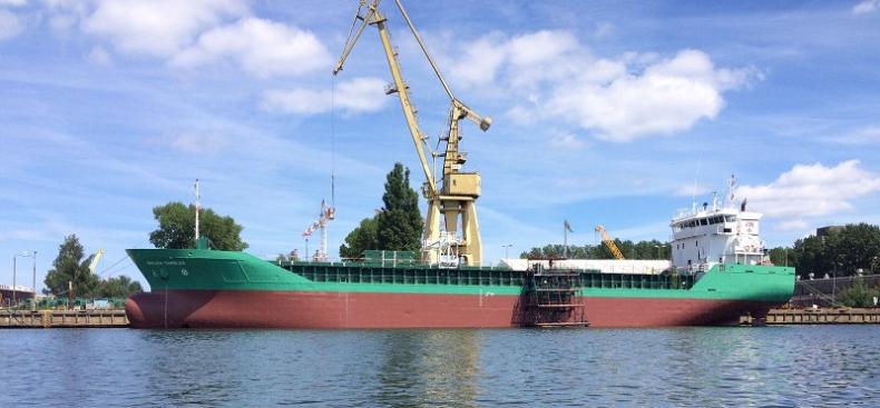 Holenderskie statki w Świnoujściu - GospodarkaMorska.pl