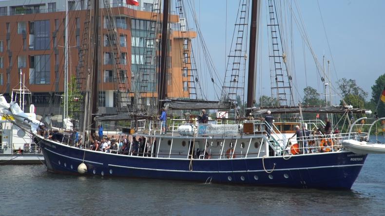 Do Gdańska przypłynęły żaglowce. Rozpoczął się zlot Baltic Sail (foto, wideo) - GospodarkaMorska.pl