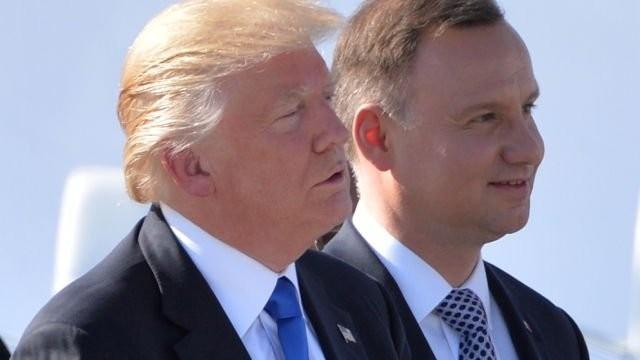 Bochenek: Wizyta Trumpa potwierdza, że Polska jest wiernym sojusznikiem USA - GospodarkaMorska.pl