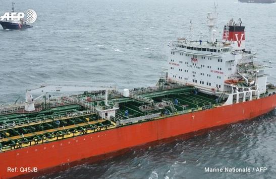 W kanale La Manche zderzyły się statki - GospodarkaMorska.pl