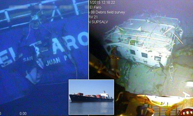 Katastrofa El Faro: Amerykanie będą dokładniej przekazywać raporty o pogodzie marynarzom - GospodarkaMorska.pl
