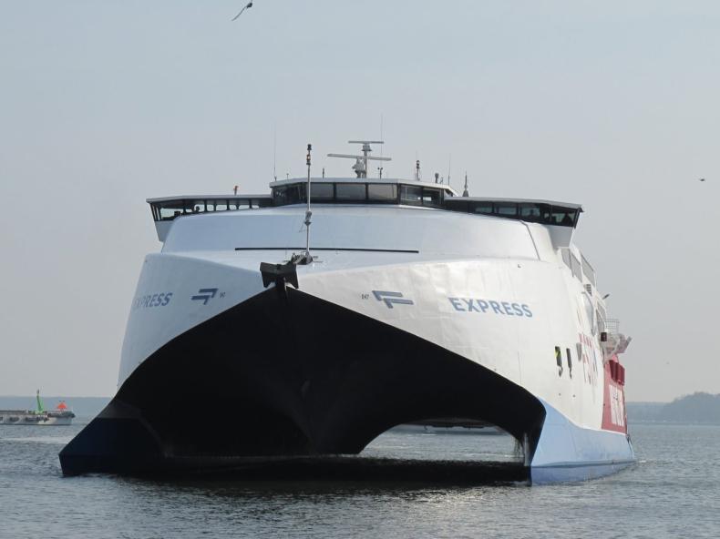 Viking Line odnotowało rekordowy wzrost na trasie Helsinki-Tallinn - GospodarkaMorska.pl