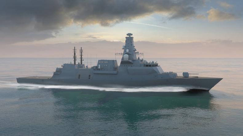 BAE Systems wybuduje fregaty typu 26 Global Combat - GospodarkaMorska.pl