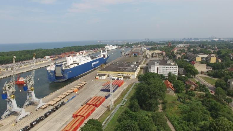 Port Gdański Eksploatacja na dobrej drodze rozwoju (foto,wideo) - GospodarkaMorska.pl