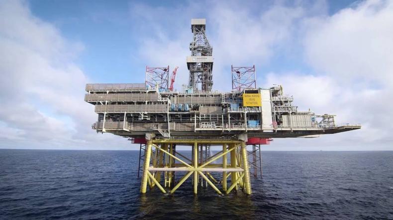 Ruszyło wydobycie gazu ze złoża Gina Krog – PGNiG ma w nim udziały - GospodarkaMorska.pl