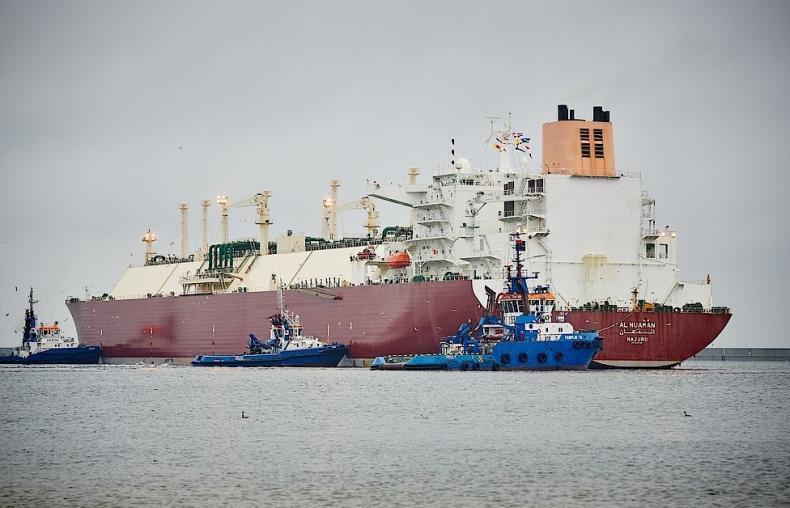 Gaz System: do terminalu LNG dotarła 18. dostawa gazu - GospodarkaMorska.pl