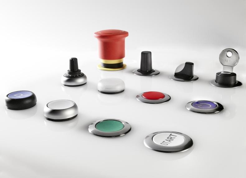 Produkty RMQ Flat Design firmy Eaton umożliwiają realizację nowoczesnych koncepcji sterowania w bardzo kompaktowych przestrzeniach - GospodarkaMorska.pl