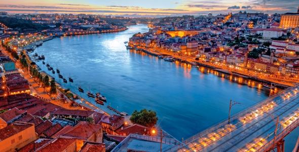 W Portugalii najniższy od 27 lat poziom wody w rzekach i na tamach - GospodarkaMorska.pl