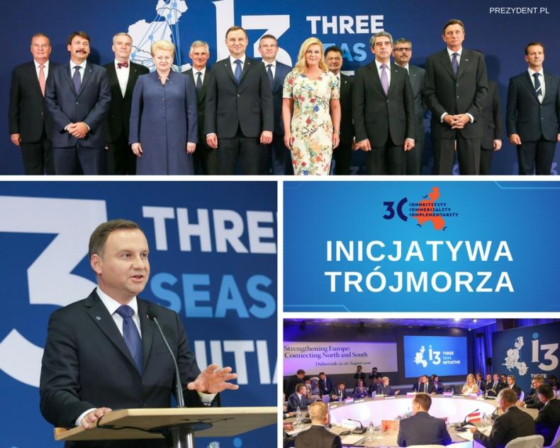 Polskie i chorwackie firmy podpisały pierwsze umowy realizujące koncepcję Trójmorza - GospodarkaMorska.pl