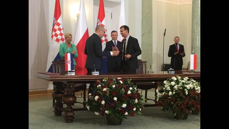 OT Logistics podpisało umowę o współpracy z Exportdrvo - GospodarkaMorska.pl
