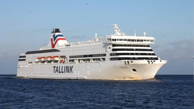 Spore wzrosty w w wykonaniu Tallink w II kwartale - GospodarkaMorska.pl