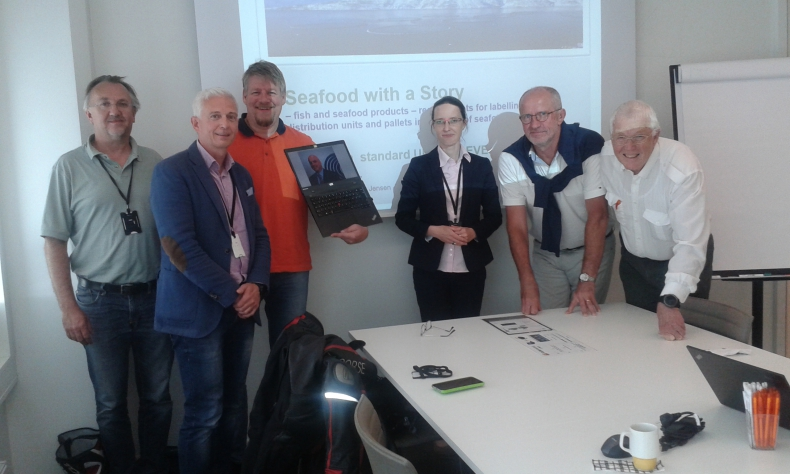 W MIR-PIB pracują nad europejską normą dotyczącą etykietowania palet i opakowań dystrybucyjnych produktów rybnych - GospodarkaMorska.pl