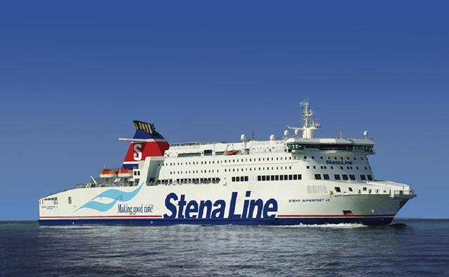Stena Line kupuje dwa promy - GospodarkaMorska.pl