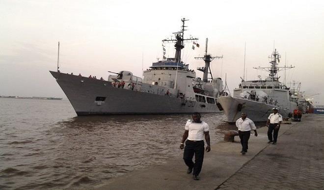 Katastrofa okrętu marynarki Kamerunu, dziesiątki zaginionych - GospodarkaMorska.pl
