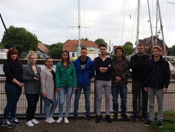 Studenci WI-ET badali porty jachtowe w Niemczech - GospodarkaMorska.pl