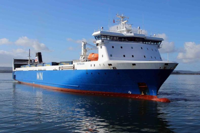 Brittany Ferries przedłuża ważną umowę - GospodarkaMorska.pl