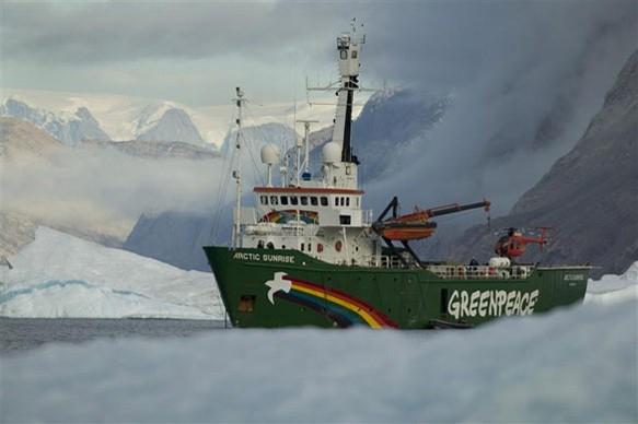 Arbitraż ws. Arctic Sunrise - Rosja musi zapłacić Holandii 5,4 mln euro - GospodarkaMorska.pl