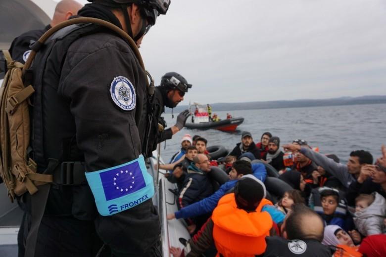 Sejm uchwalił ustawę o ratyfikacji umowy z agencją Frontex - GospodarkaMorska.pl