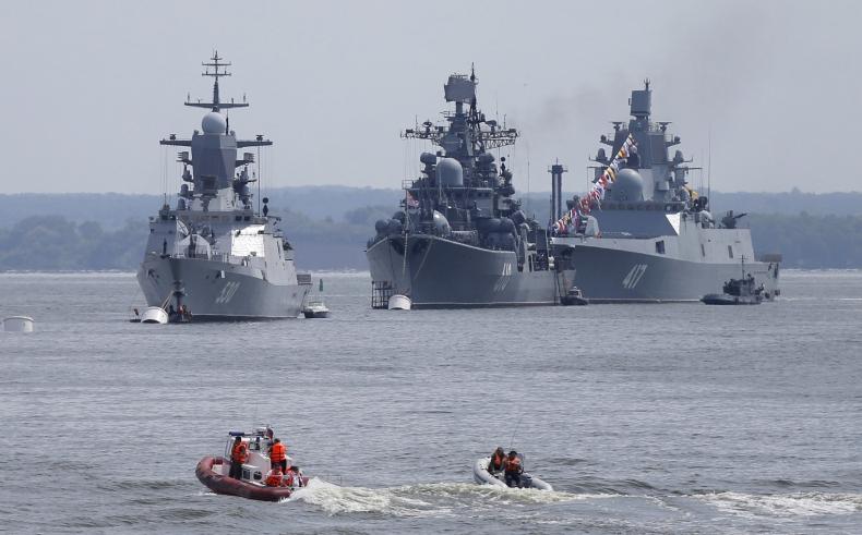 Rosja i Chiny rozpoczynają wspólne ćwiczenia na Bałtyku - GospodarkaMorska.pl