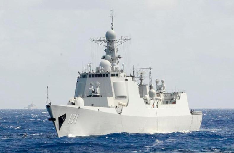 Australia: chiński okręt szpiegowski w pobliżu obszaru manewrów - GospodarkaMorska.pl