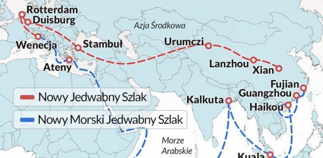 Pierwsze studia poświęcone inicjatywie Pasa i Szlaku ruszą w Singapurze - GospodarkaMorska.pl